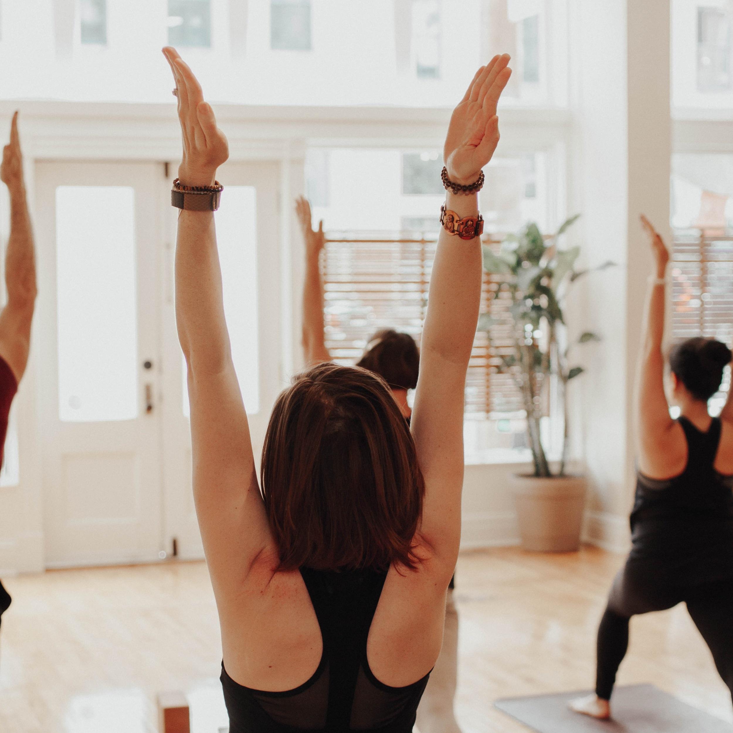 Corporate Yoga -