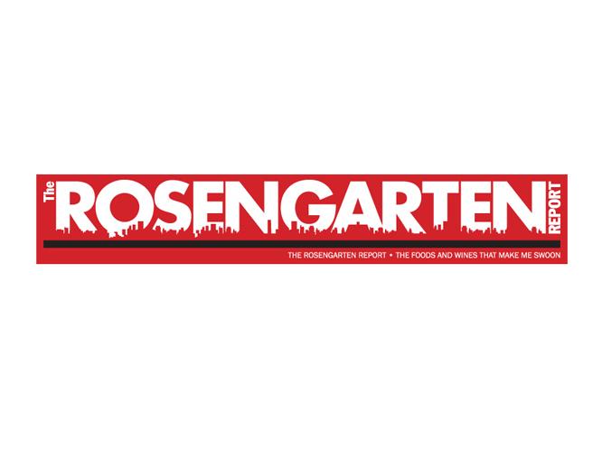 The Rosengarten Report - Culinary Editorial Newsletter