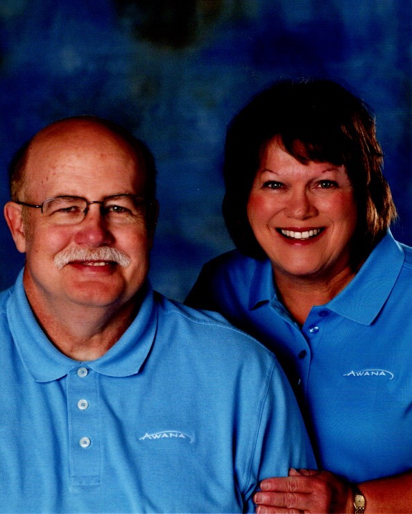 Ron and Claudine Glynn   Serving with AWANA in the state of Iowa.