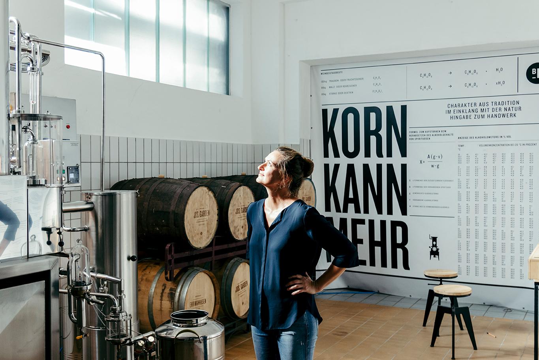 Branding — Brennerei Ehringhausen