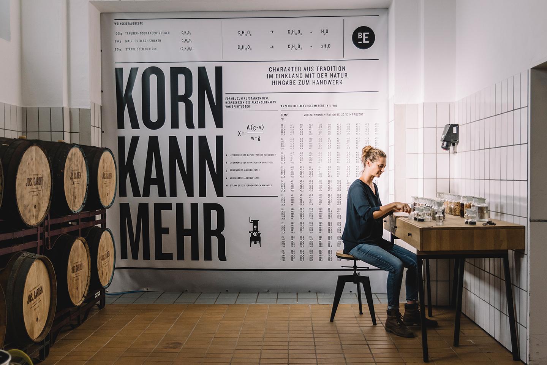 Brennerei Ehringhausen — Branding