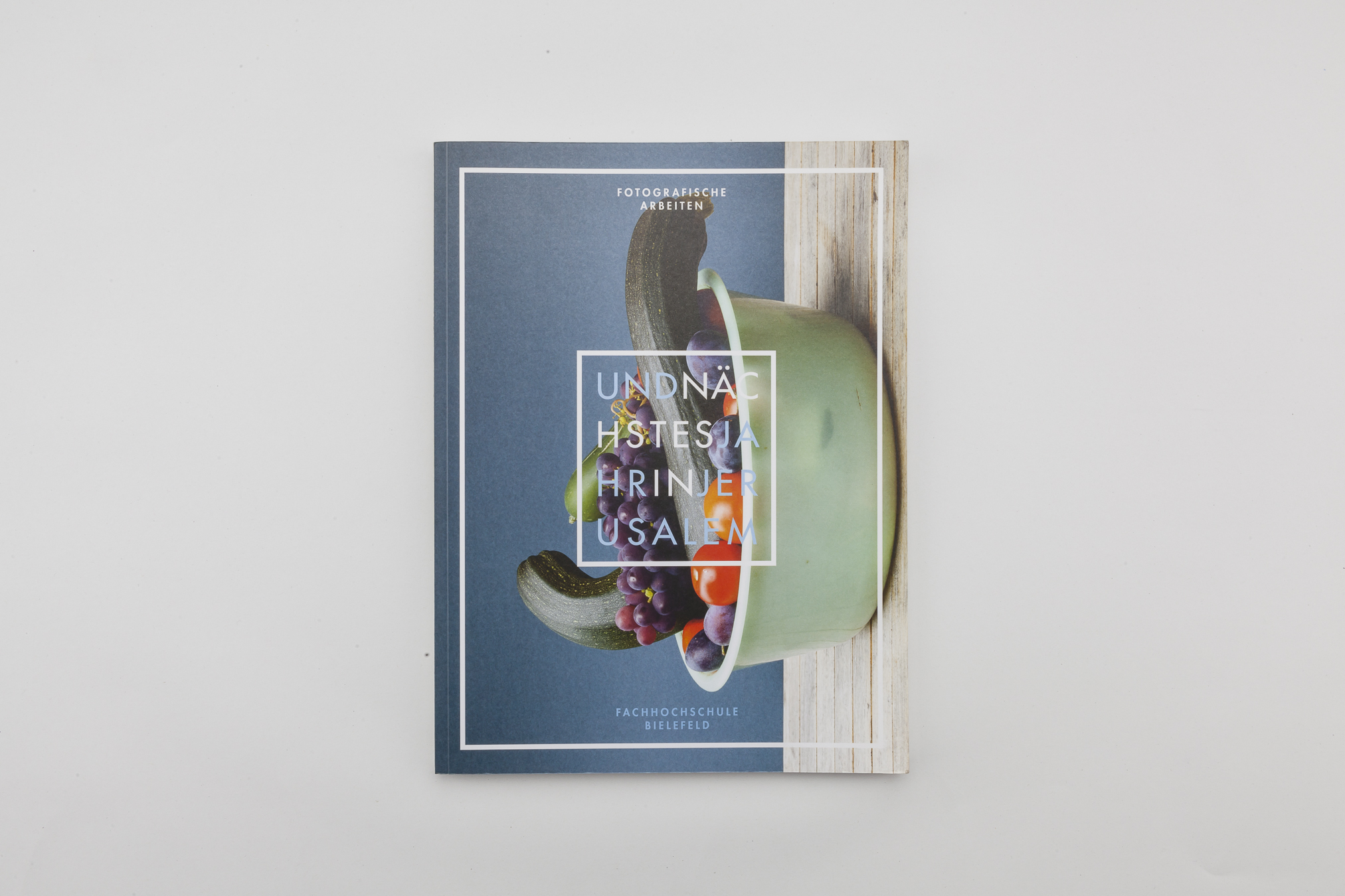 FH Bielefeld — Print Design