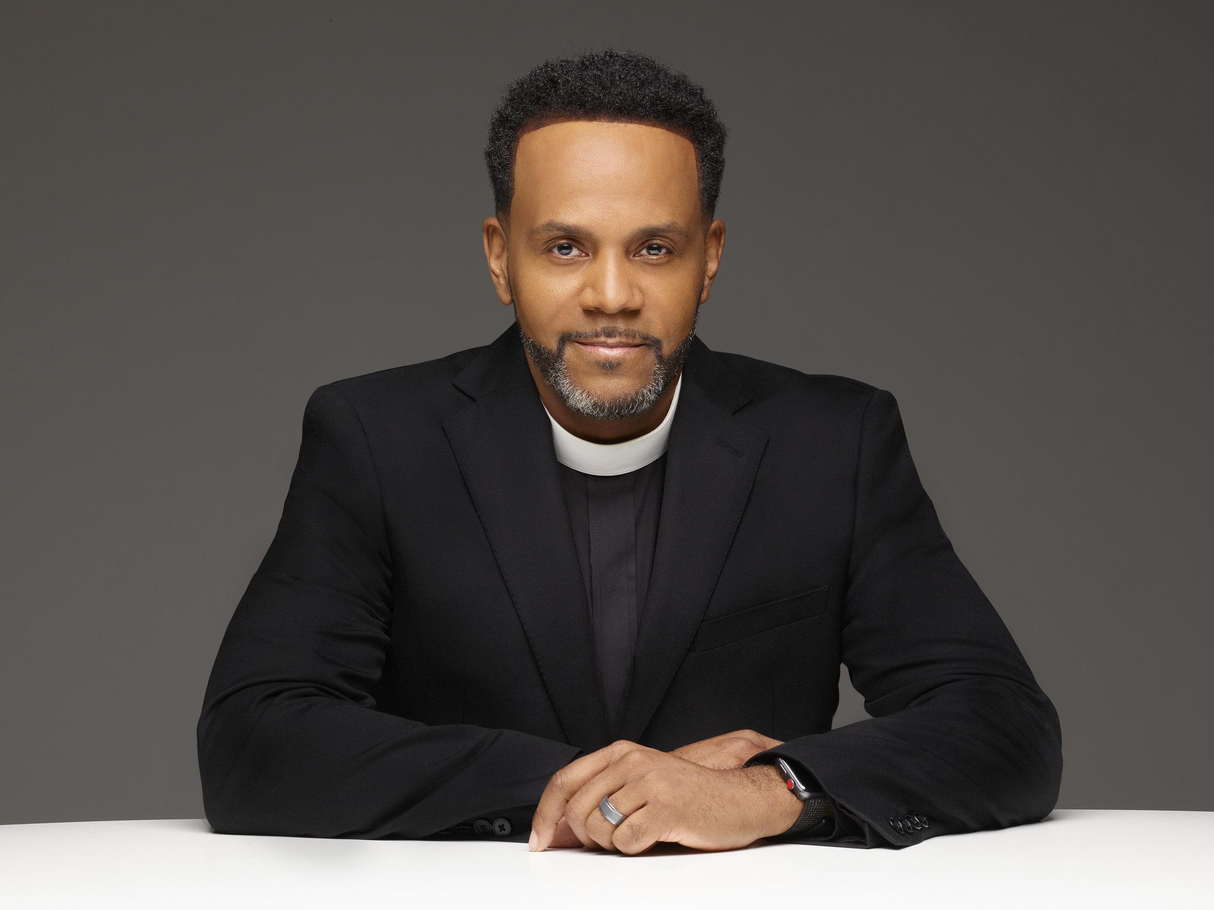 Bishop-Designate De'Andre Salter -