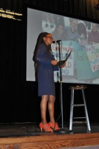 Jamia Wilson Keynotes We Are Girls 2015