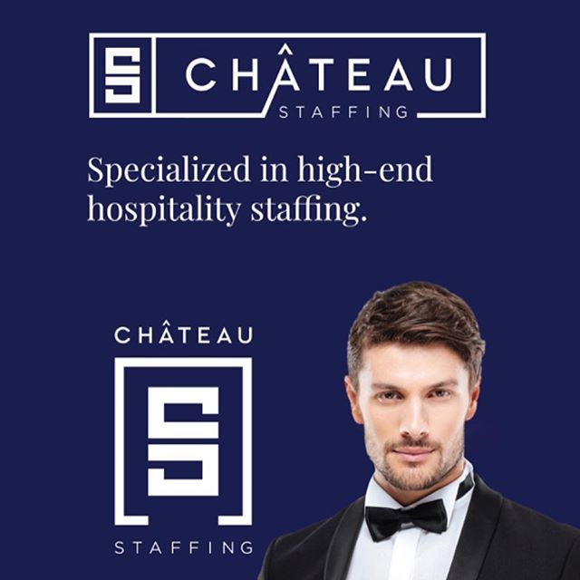 Since 2012 it has been our passion to service some of the most exciting events in Los Angeles and work with talented people! #chateaustaffing
