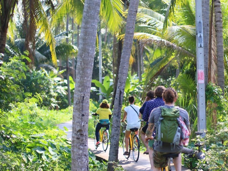 bicycle through the tropics - Enjoy a beautiful relaxing day out and bicycle around El Limon, this is a great way to get closer to nature, and not to mention good for the health $25 per person