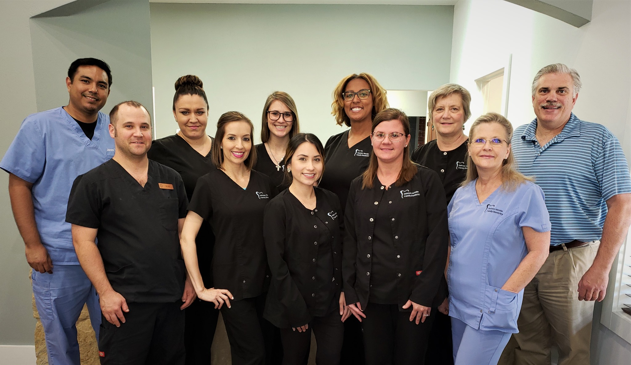 Helotes Gentle Family Dentistry Team