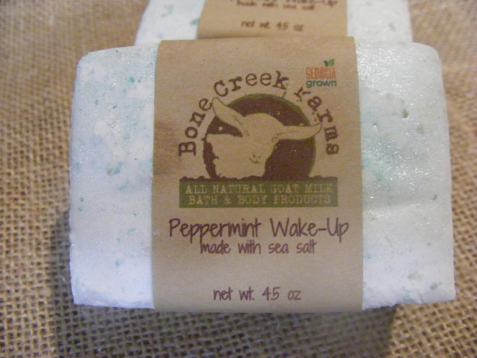 Peppermint Wake-Up