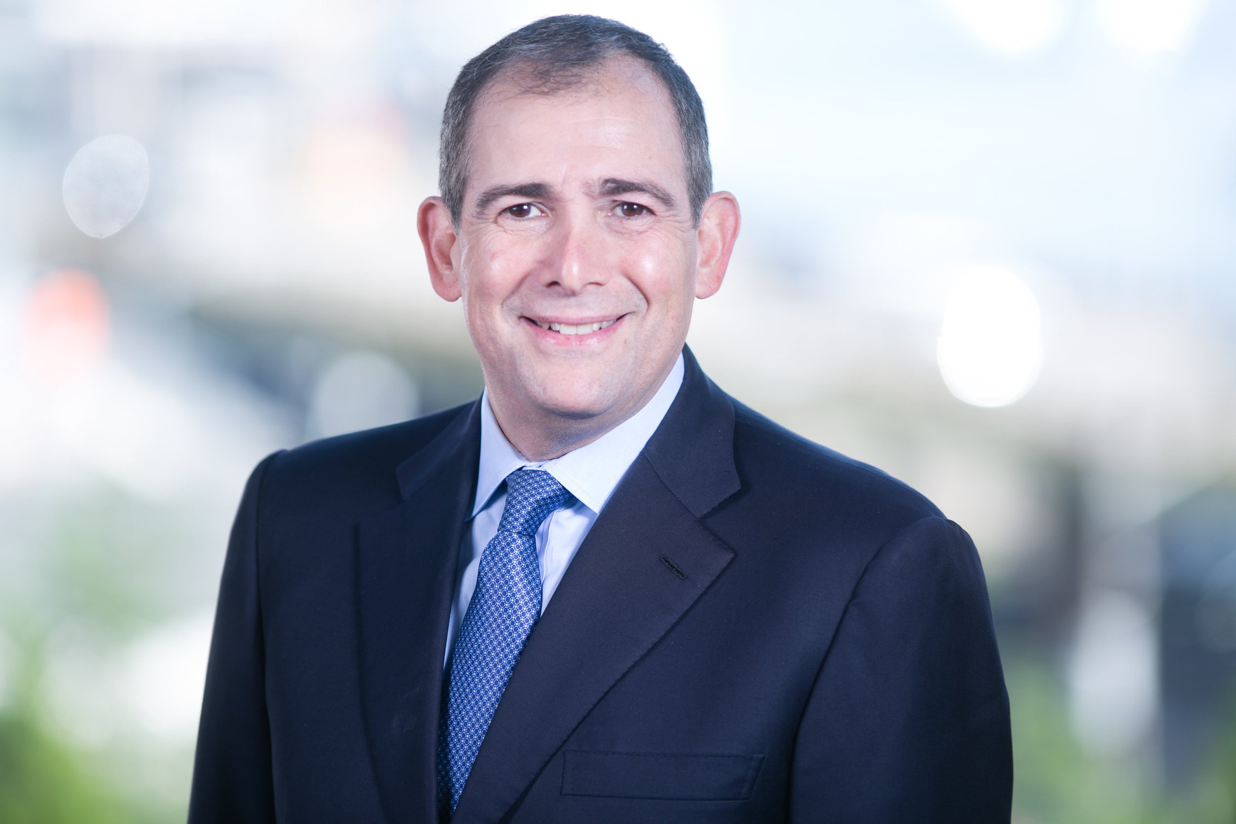 Photo of Arthur Backal, CEO of Backal Hospitality Group