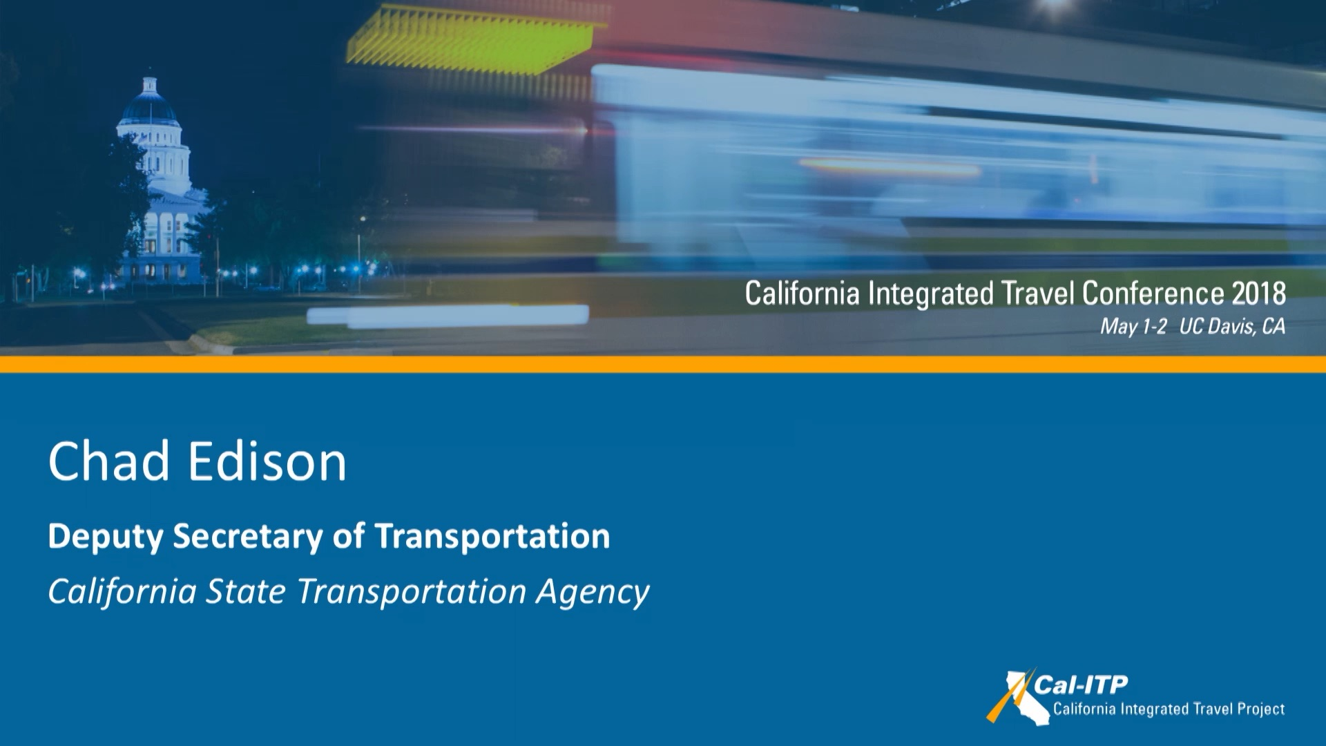 4. Intelligent Mobility for California