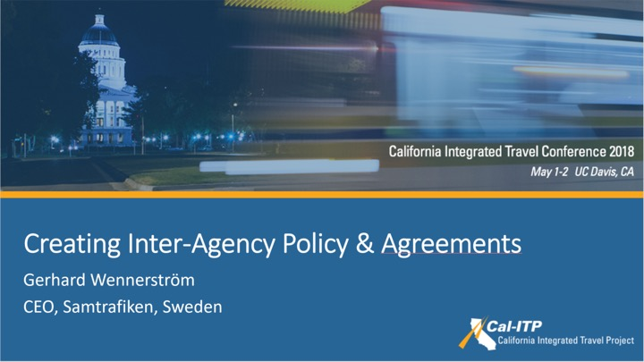 11. Creating Inter-Agency Policy