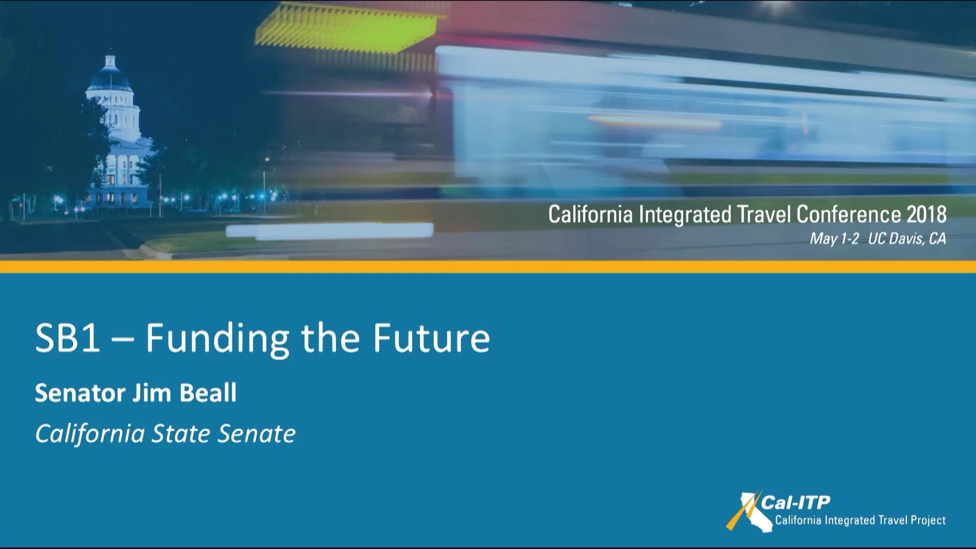 15. SB1 - Funding the Future