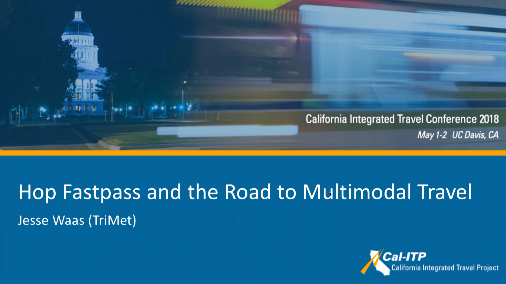 22. Hop Fastpass & the Road to Multimodal Travel