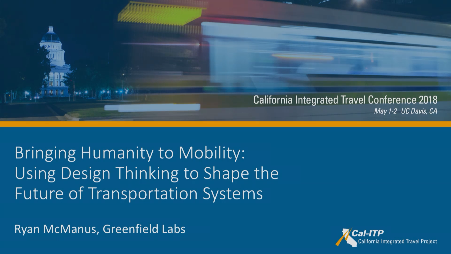 24. Bringing Humanity to Mobility