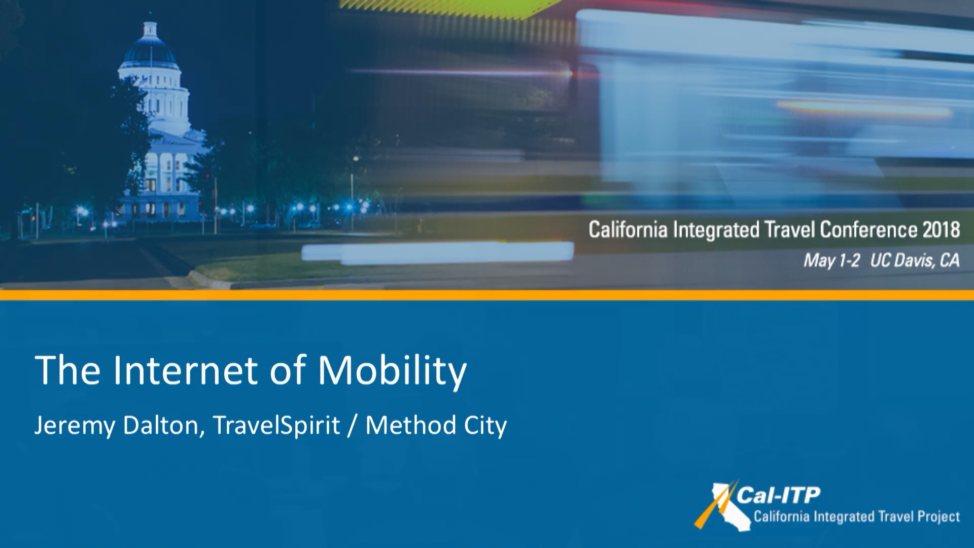 29. The Internet of Mobility