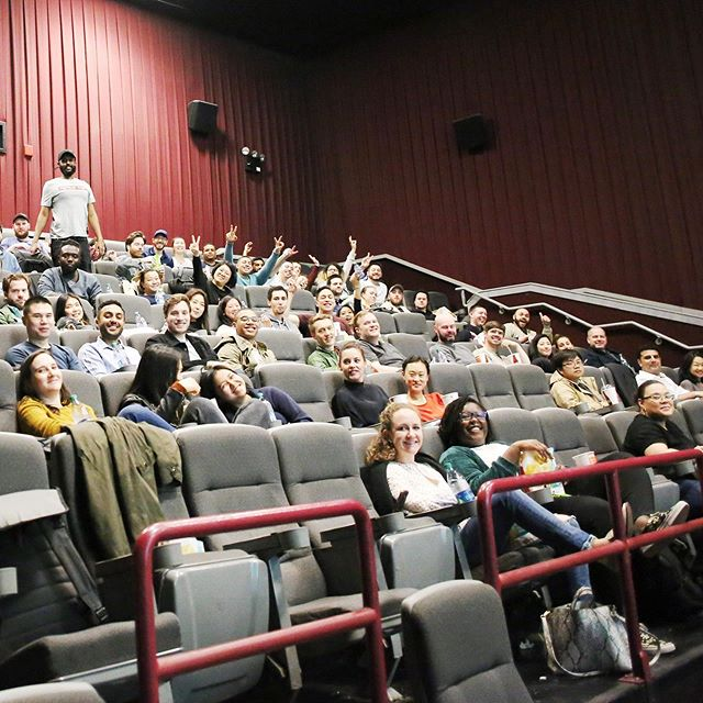#TBT to our most recent Town Hall where team members gathered to hear co-founders, Drew and Jonathan, recap Q2 followed by a very exciting private screening of Avengers: End Game! #LifeAtTransfix