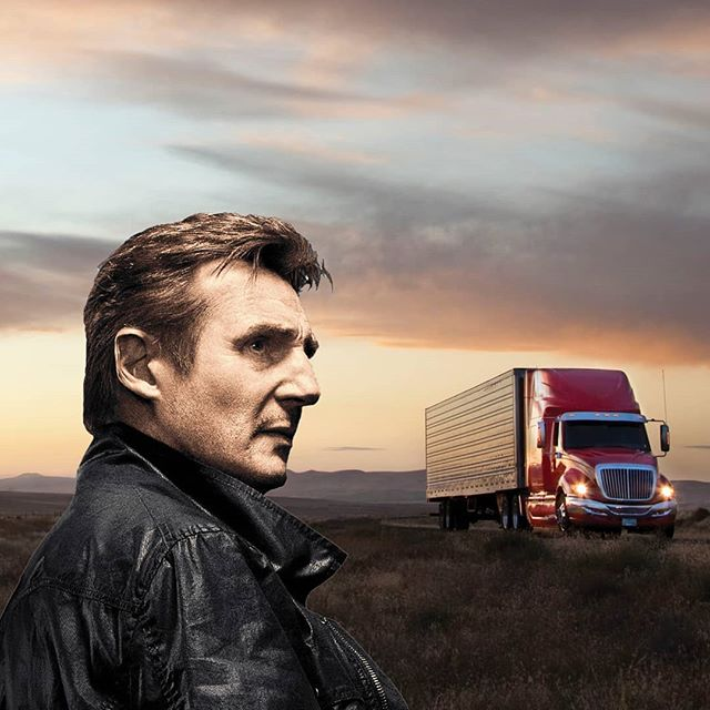 The answer was: Liam Neeson! After graduating from university, Neeson worked a variety of jobs, ranging from forklift operator at Guinness to a #truckdriver. Let's see what kind of trivia you can guess next time! #TransportTrivia