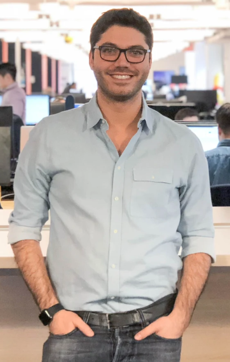 Jonathan Salama is the co-founder and CTO of Transfix.