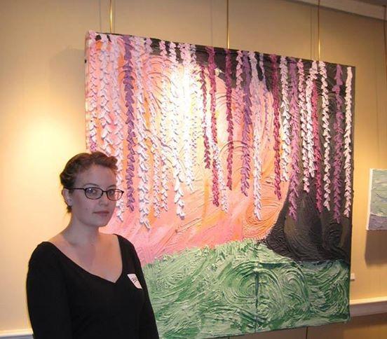 © Beck Metzbower 2013, Washington County Council for the Arts, Main Gallery Solo Exhibit