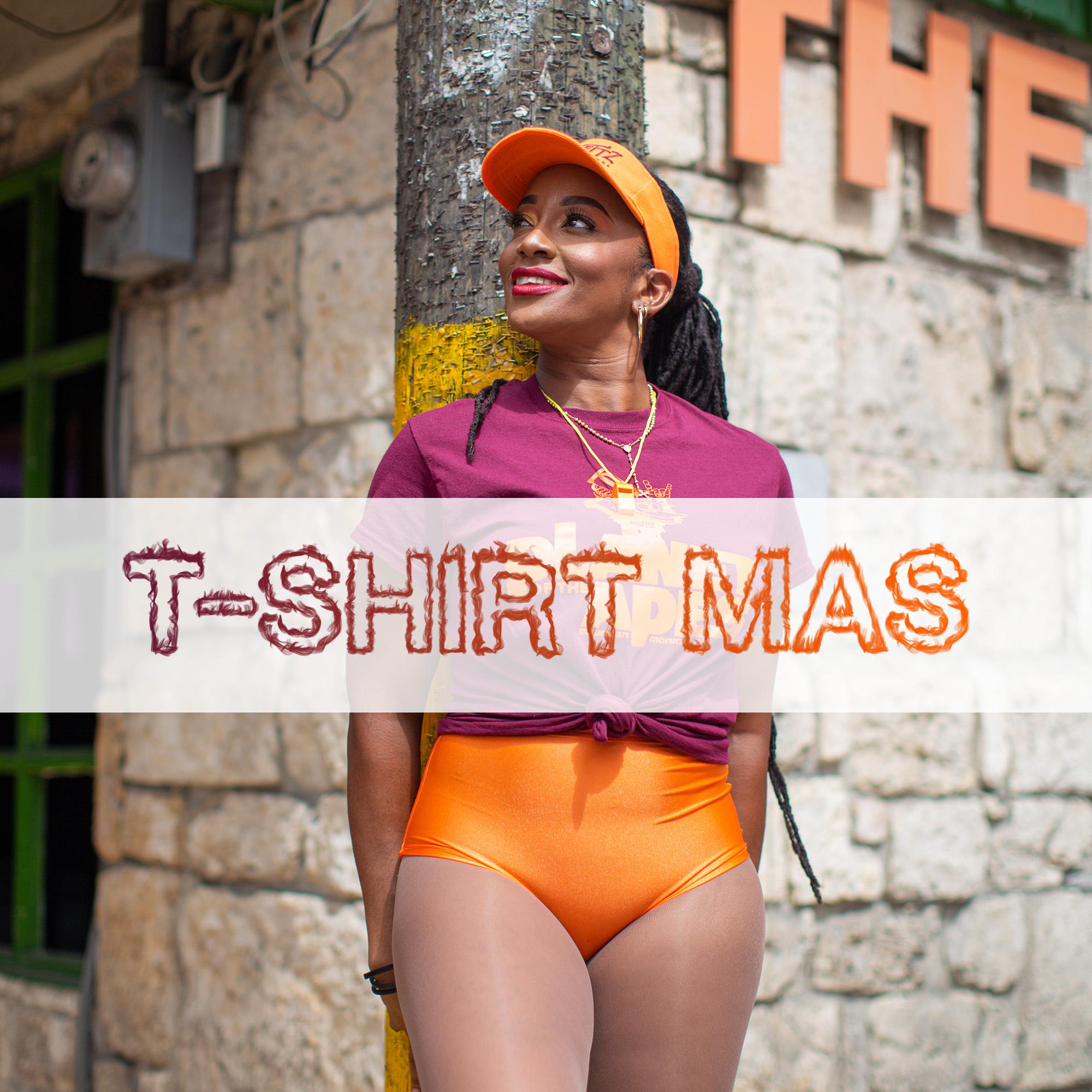 T-Shirt Mas: Antigua Carnival