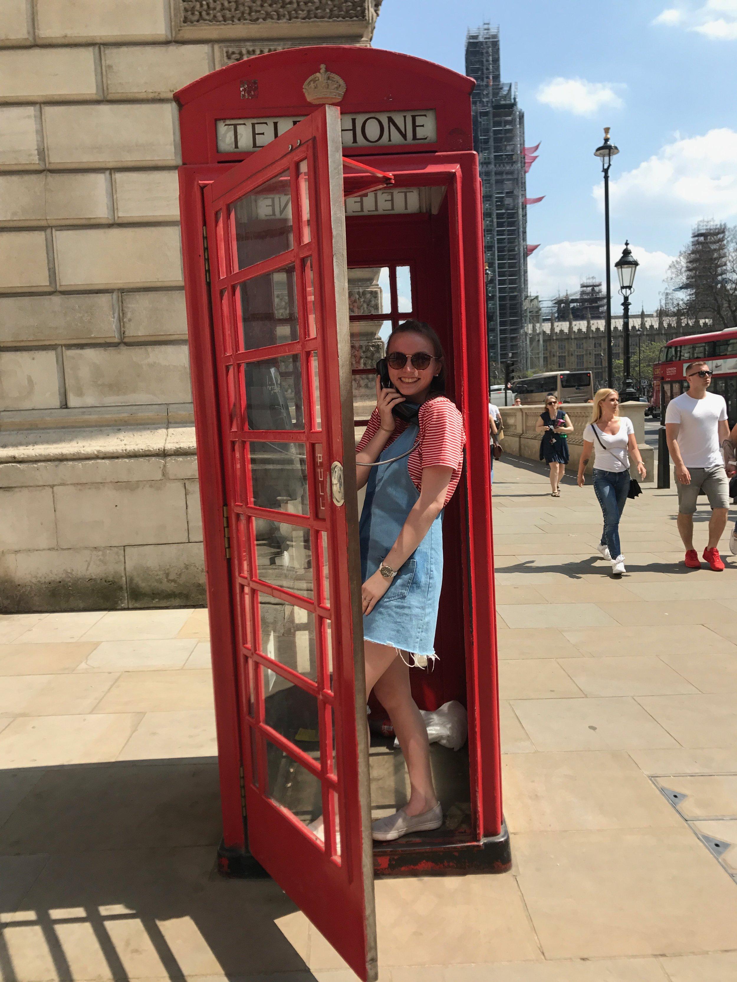 Kristina MacLennan - Phone Booth in London, England.jpg