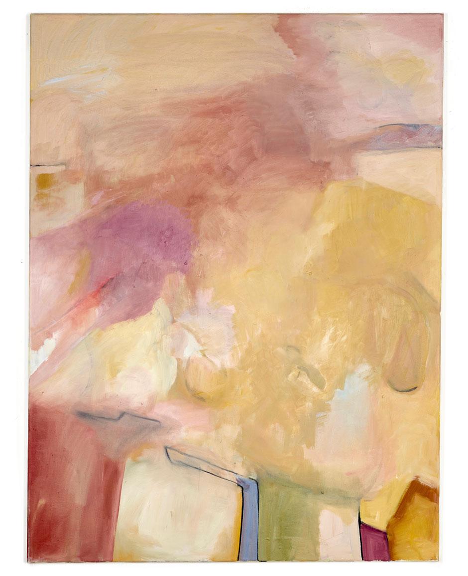 Elisabeth Lecourt | Artist | London | Archeduc | Oil On Canvas 101x76 cm | www.elisabethlecourt.com.jpg