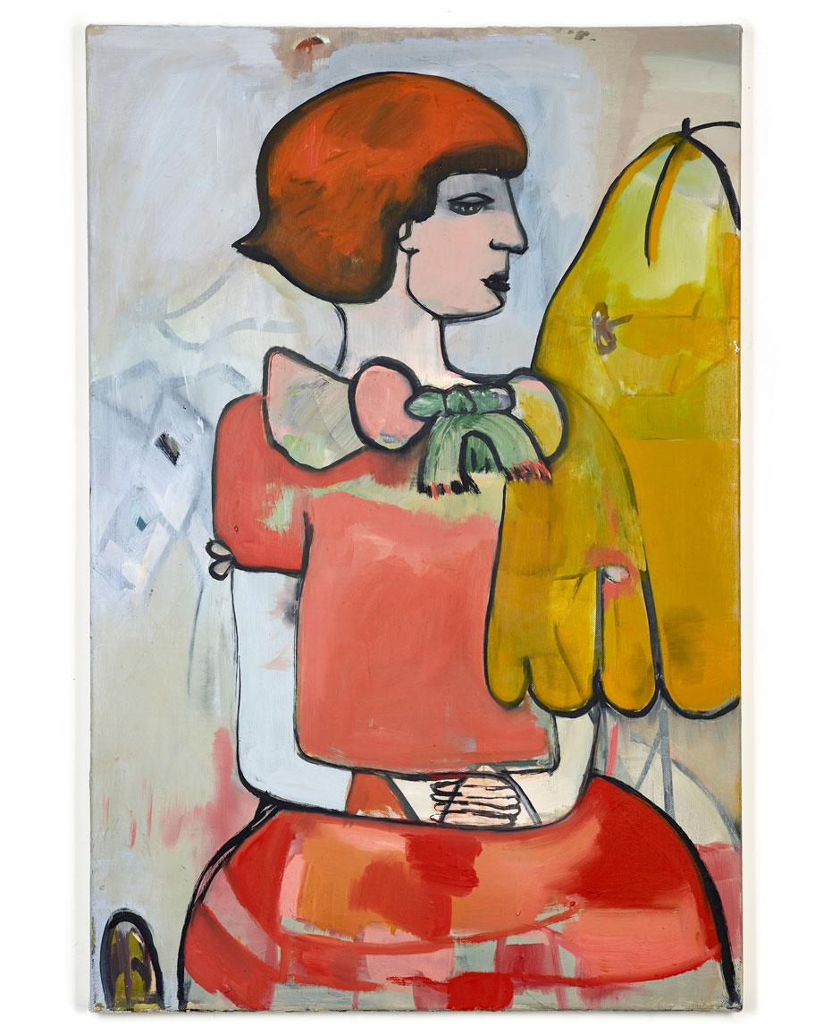 Elisabeth Lecourt | Artist | London | Rendez-Vous | Oil On Canvas 76x61cm | www.elisabethlecourt.com.jpg