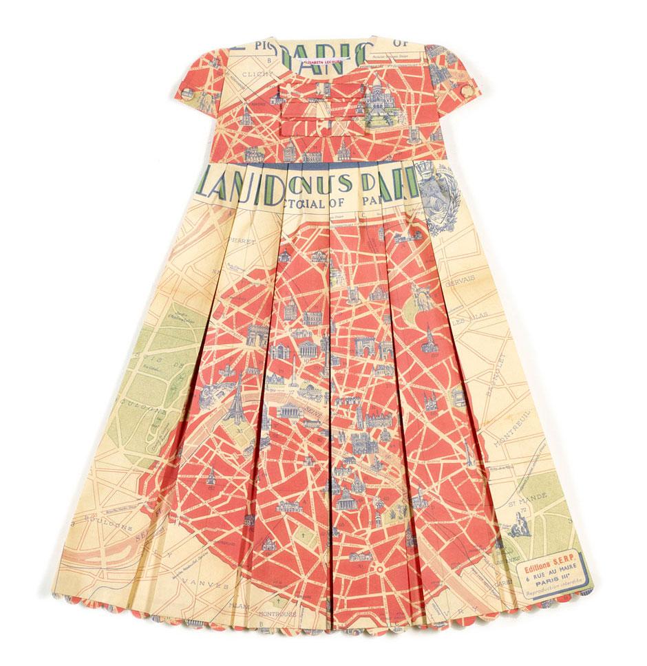 Elisabeth Lecourt | Artist | London | Les Robes Géographiques I | www.elisabethlecourt.com.jpg
