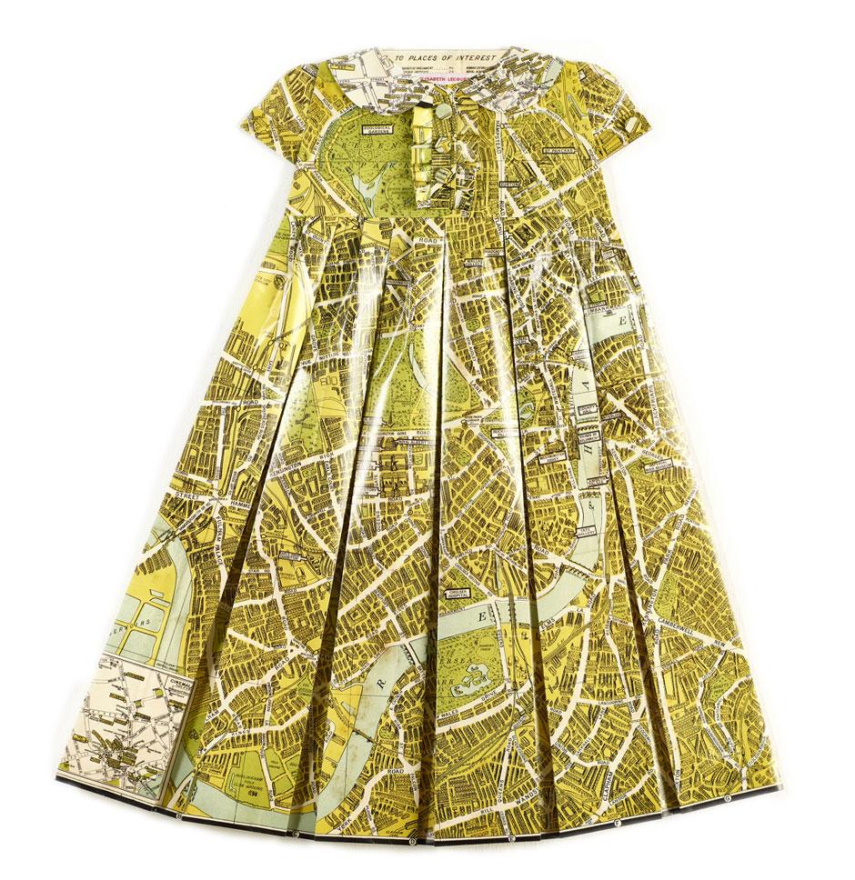 Elisabeth Lecourt | Artist | London | Les Robes Géographiques IV | www.elisabethlecourt.com.jpg