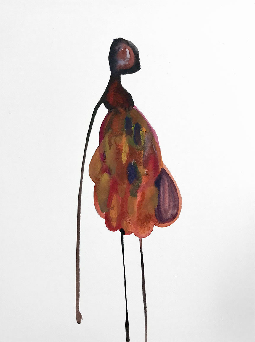 Elisabeth Lecourt | Artist | London | Untitled 1 | Watercolour 29x21cm | www.elisabethlecourt.com.jpg