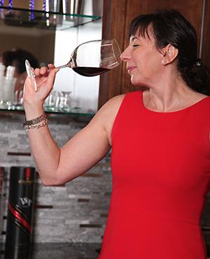 Elina Brager Certified Specialist of Wine WSET III - Advanced