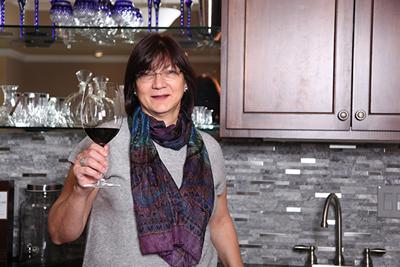 Galina Yidirim Certified Specialist of Wine