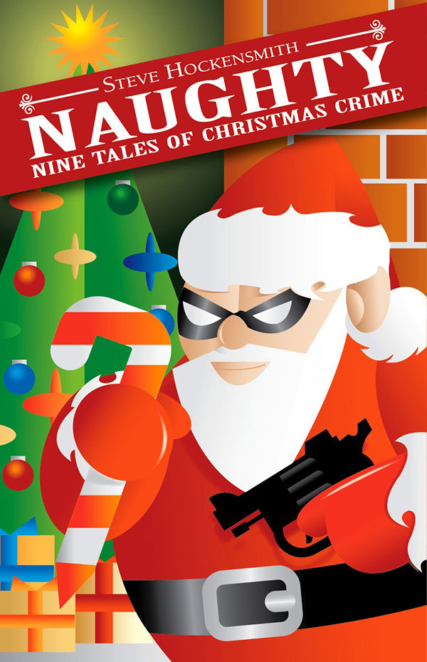 Naughty: Nine Tales of Christmas Crime
