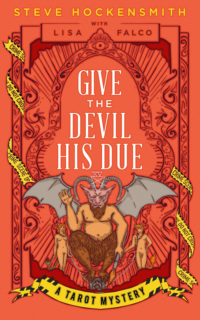 Give the Devil His Due  (Tarot Mysteries #3)