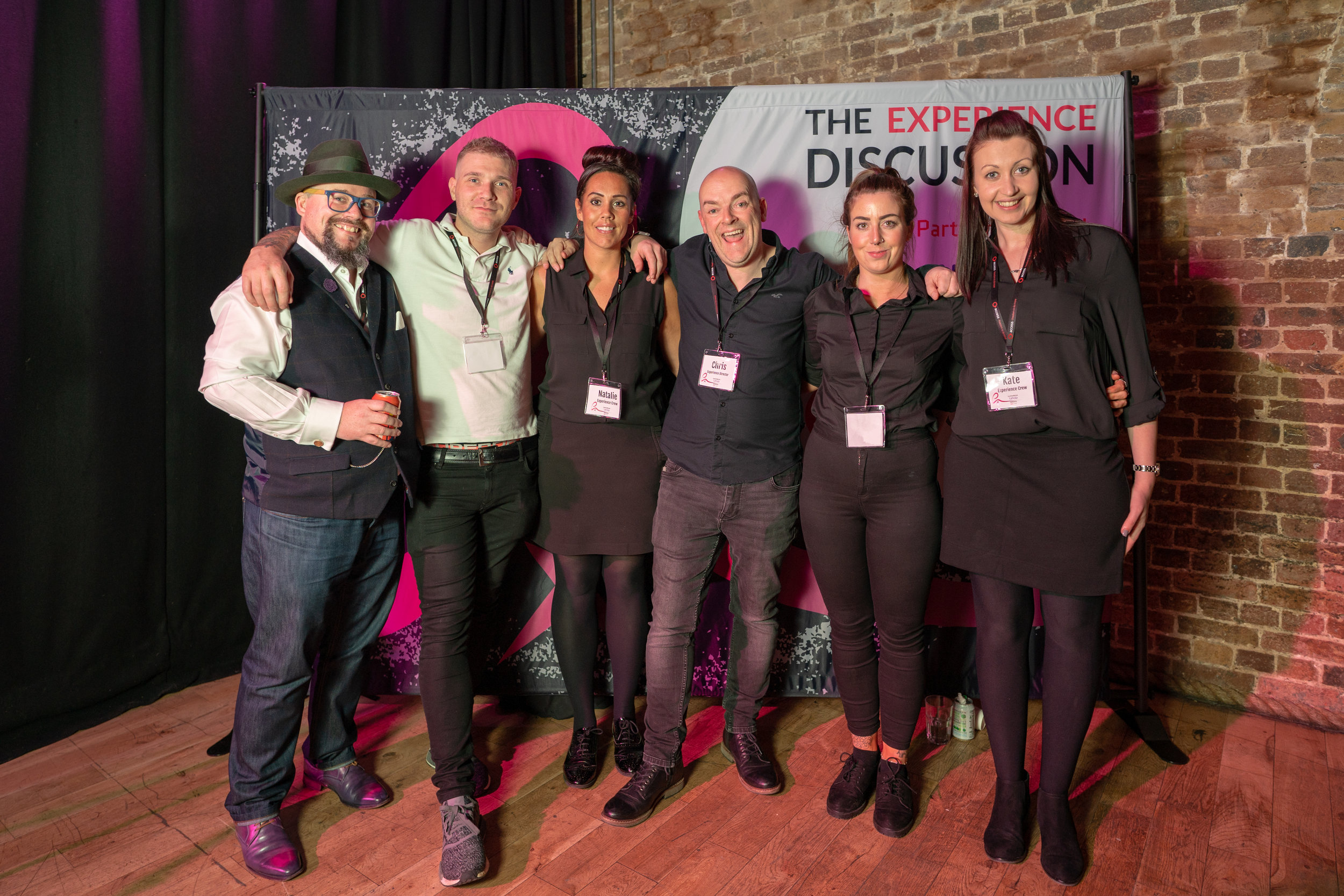 The Exp101 Crew rockin' London …..This business is about People and these guys are some of the best!