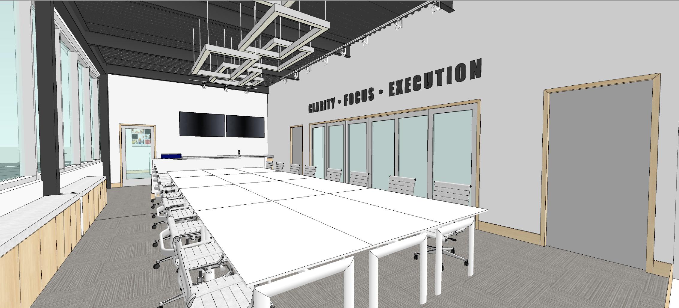 RESULTS Center Main Room