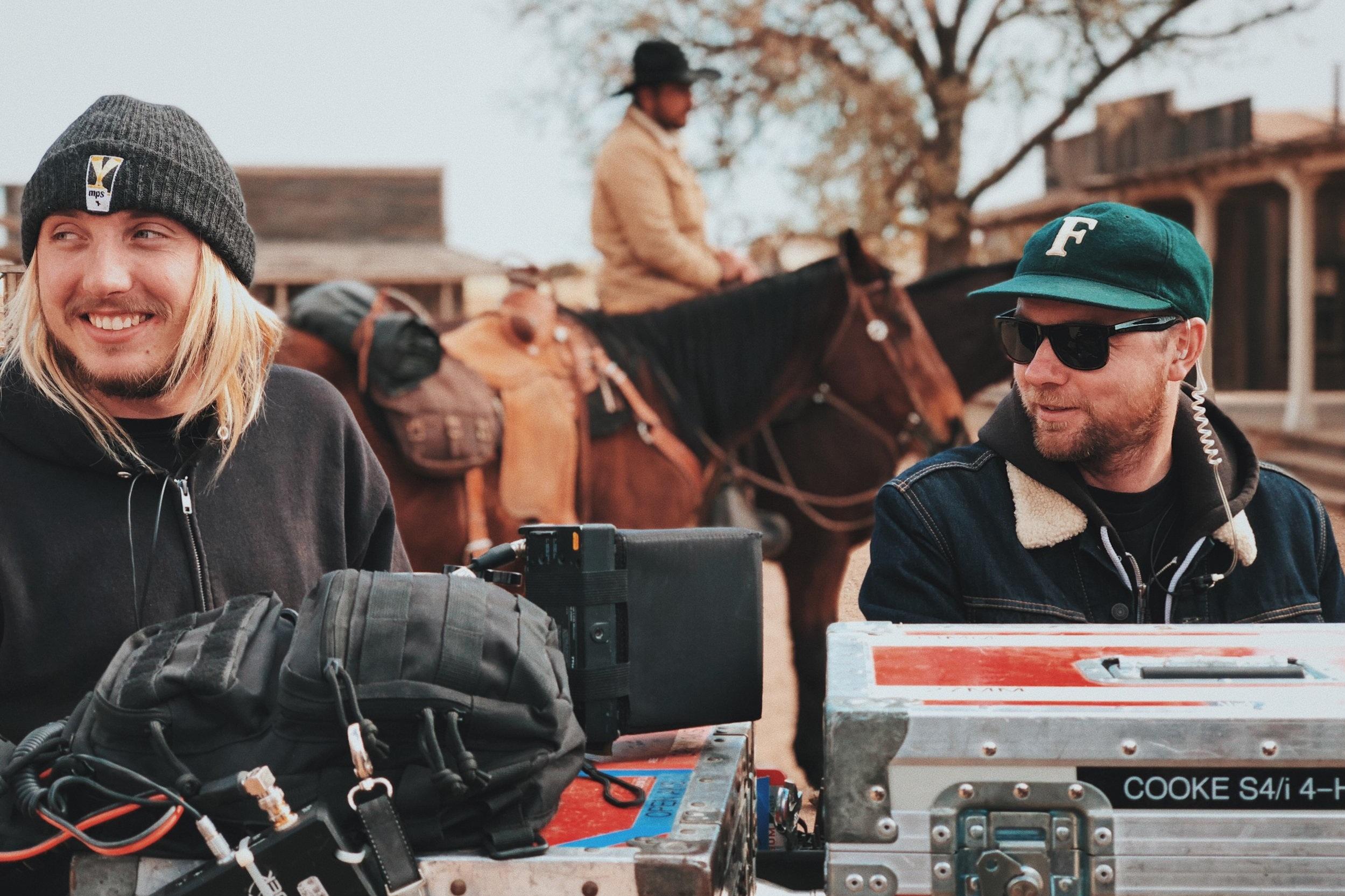 Production Crew -