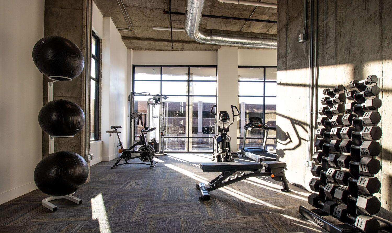 Observatory Flats  Fitness Center