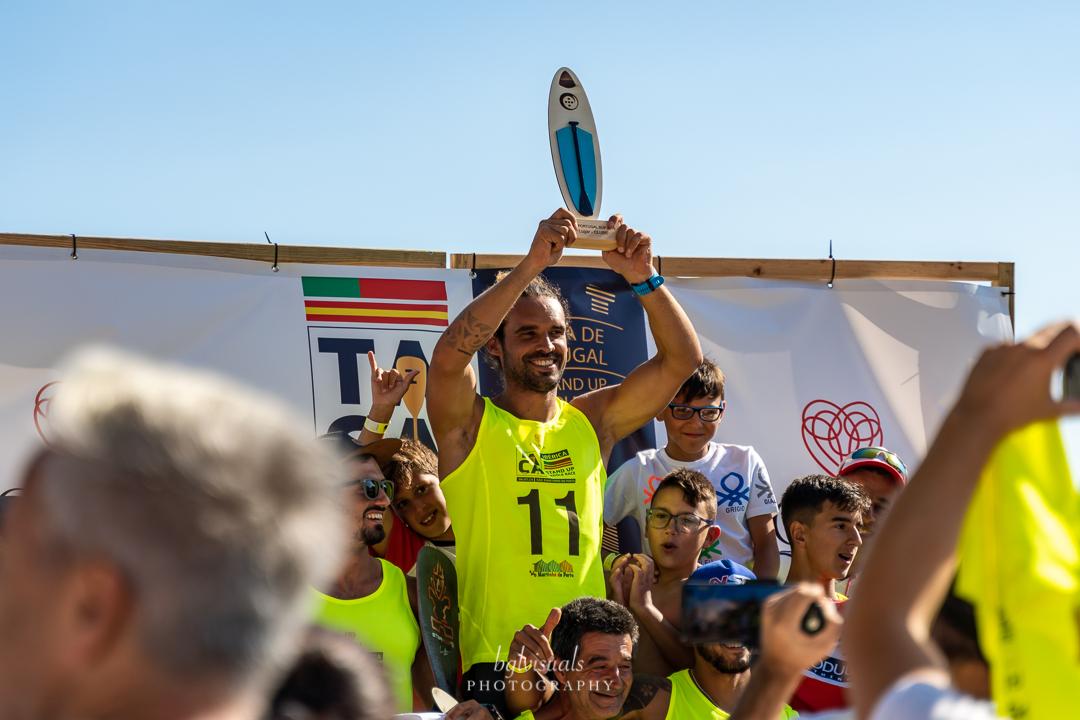 SUP RACE 2019: TAÇA IBÉRICA / TAÇA DE PORTUGAL   Stand-up paddle race in São Martinho do Porto
