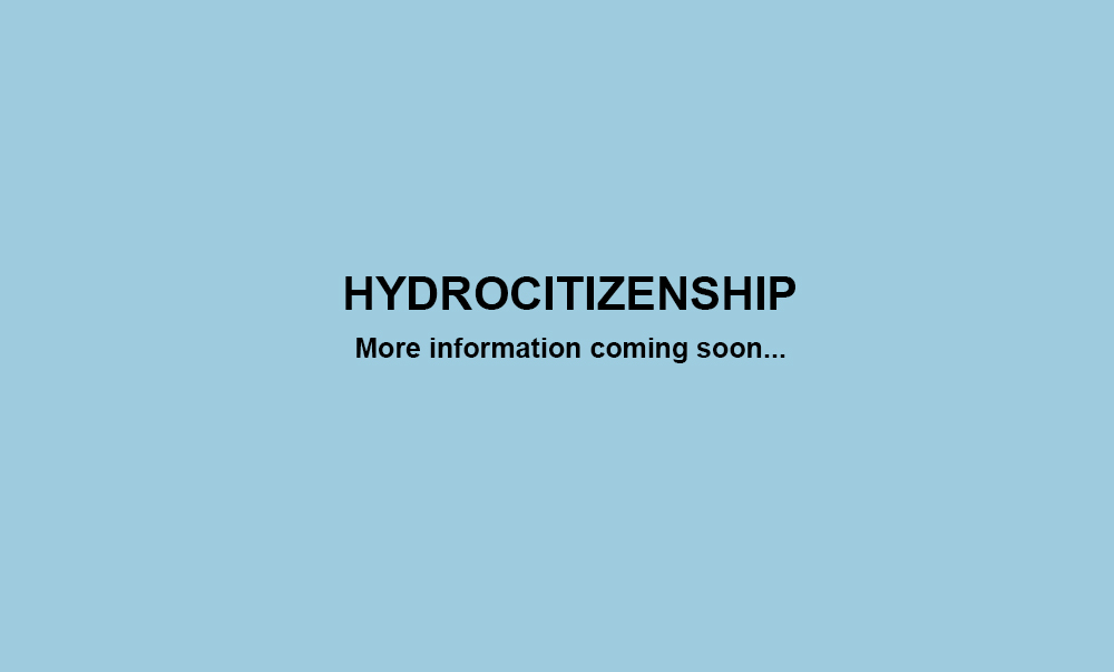 Hyrdrocitizenship