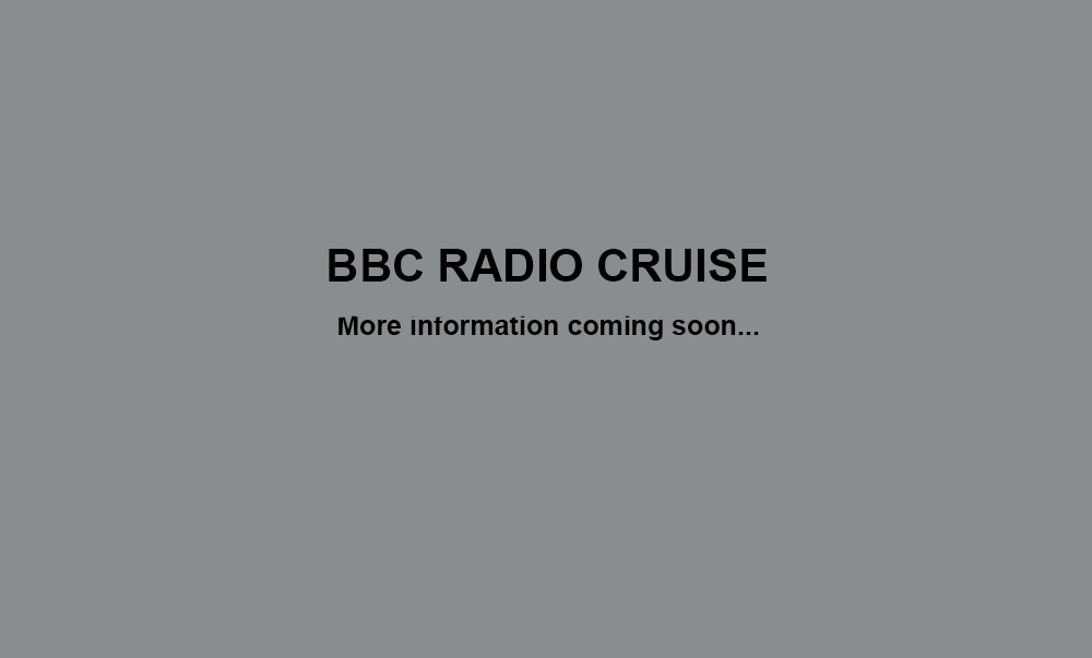BBC Radio Cruise
