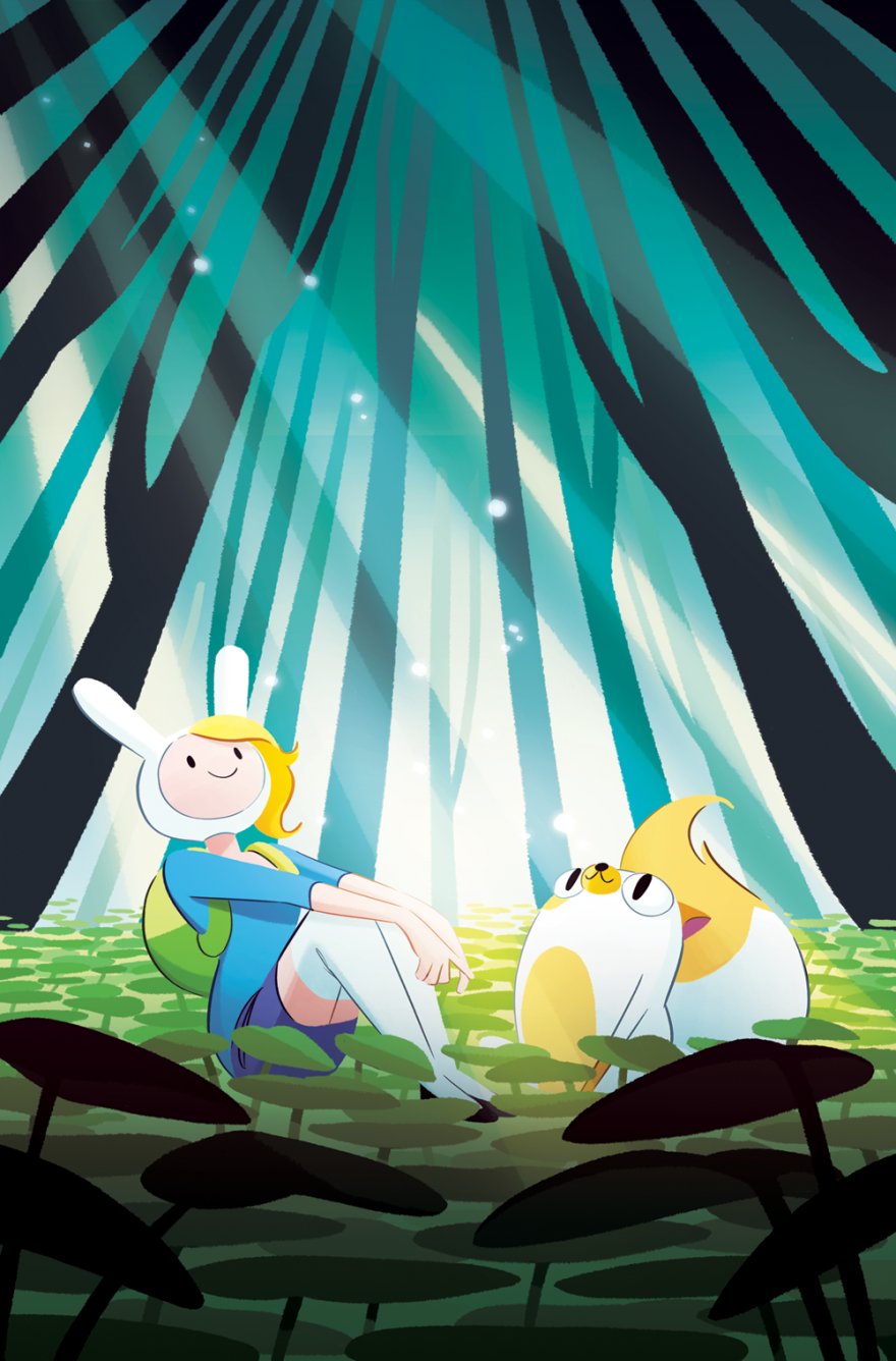 Adventure Time With Fionna and Cake: Card Wars - Variant cover, BOOM studios
