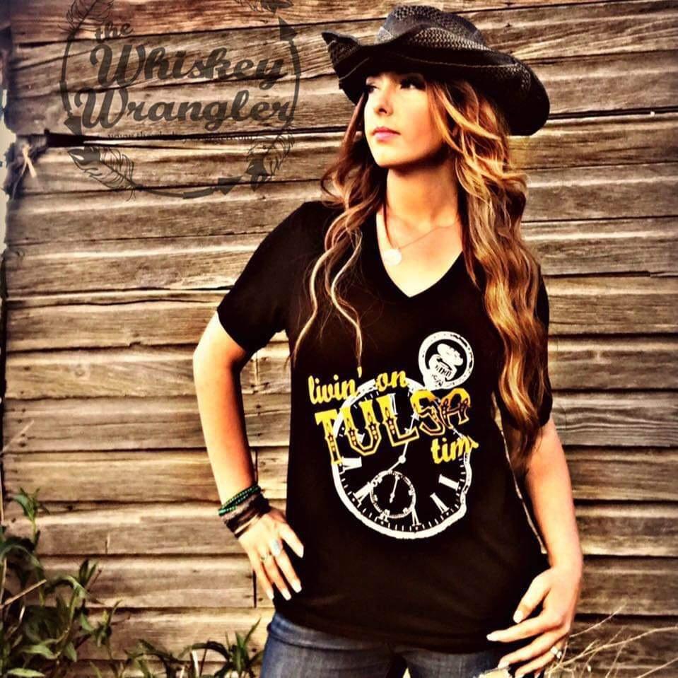 Amanda Urlacher- The Whiskey Wrangler