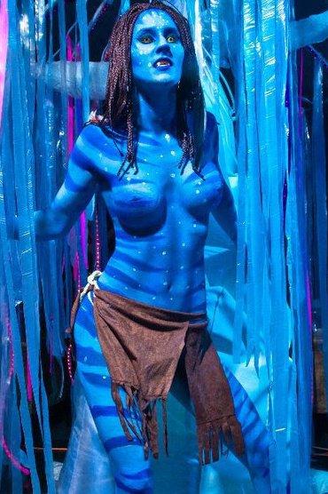 Avatar Makeup Artist