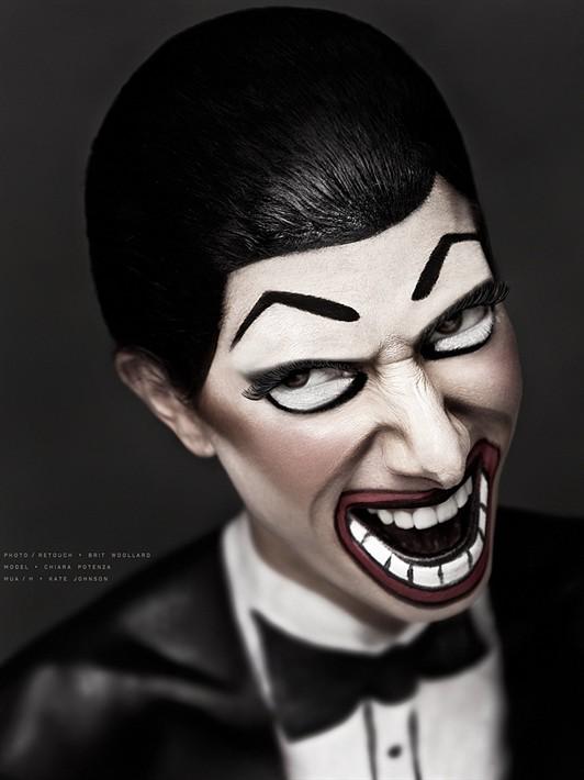 Halloween Makeup Artist