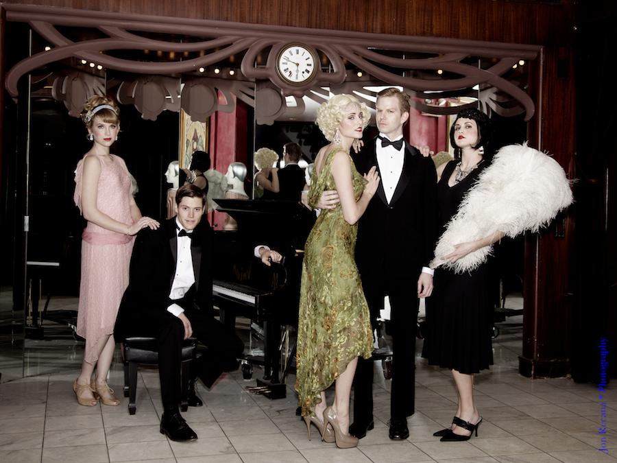 Chicago Great Gatsby Movie Makeup Artist