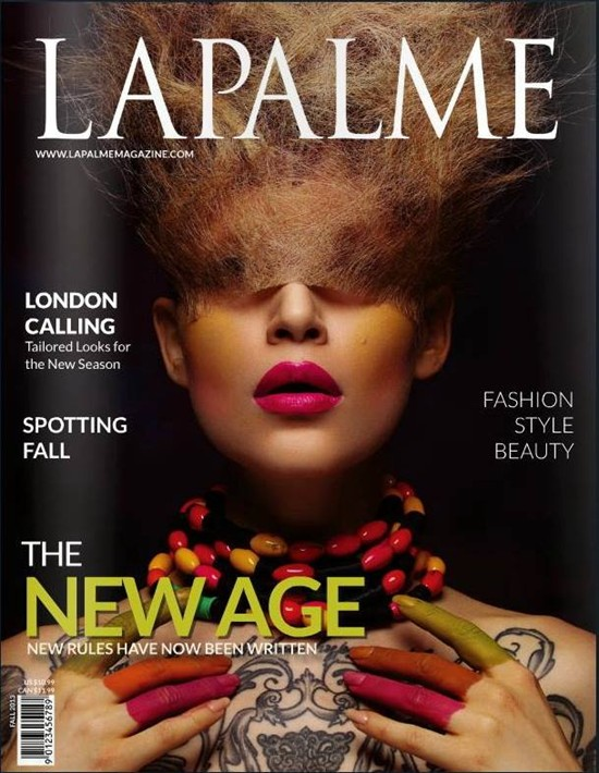 Lapalme makeup artist