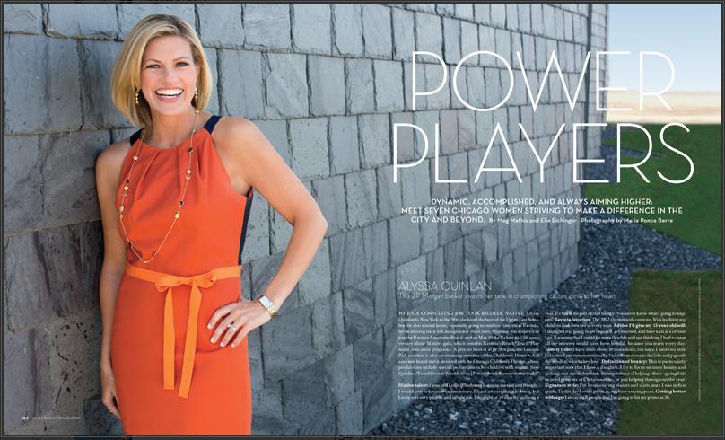 Modern Luxury Magazine Makeup Artist