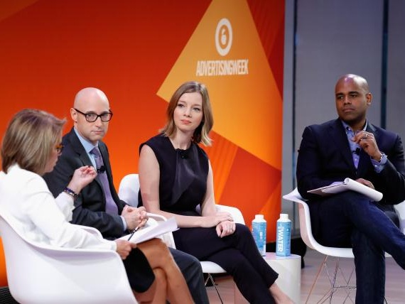 Advertising Week 2016 Elections Panel