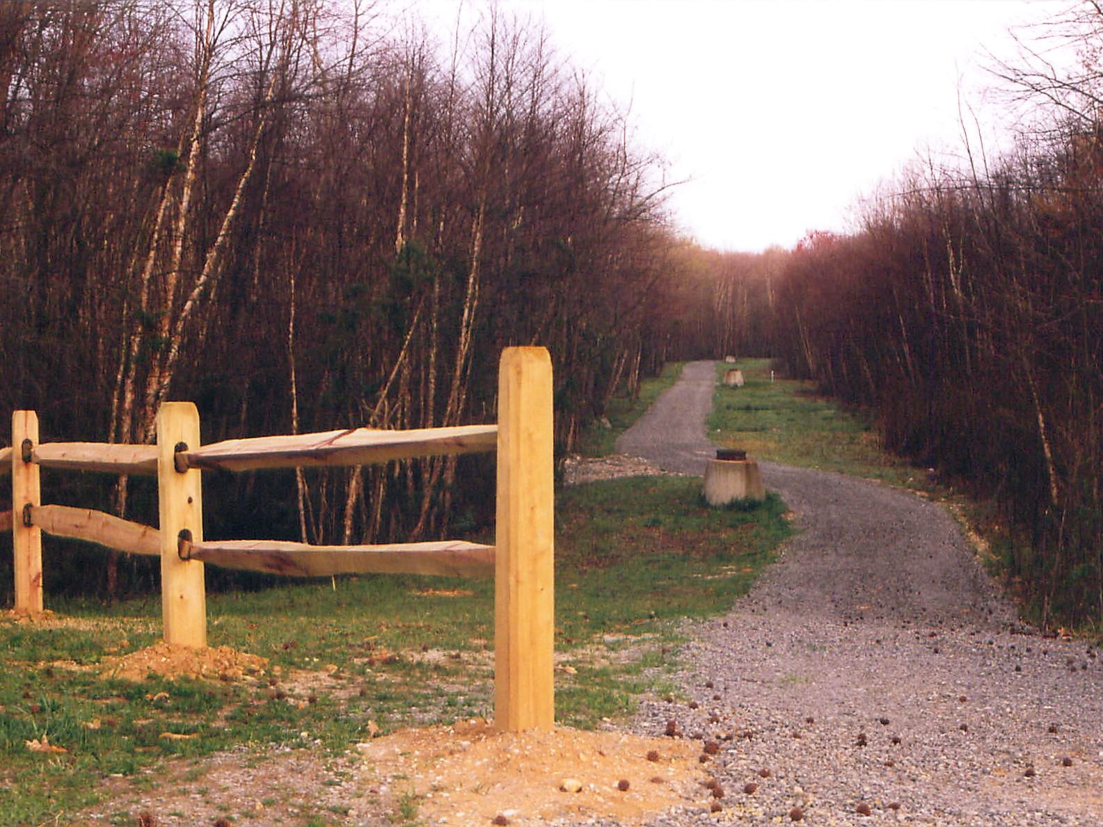 Stony Run Trail. (photo: Town of Ashland)